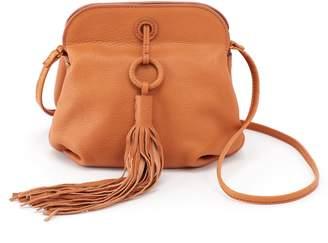 Hobo Birdy Tassel Leather Crossbody Bag