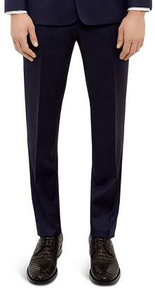 Ted Baker Raiset Debonair Plain Regular Fit Suit Trousers $245 thestylecure.com