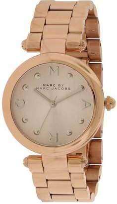 Marc Jacobs Marc Dotty Rose Gold-Tone Women's Watch, MJ3449