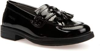 Geox TM) - Agata 8 Patent Leather Waterproof Loafer