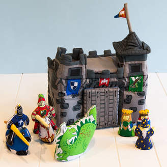 Jolly Fine Medieval Castle Toy