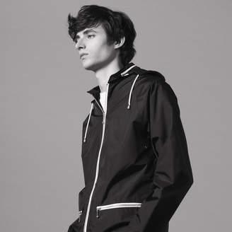 Sandro Windbreaker jacket