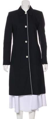 Michael Kors Virgin Wool Long Coat