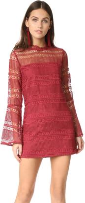 TULAROSA Matilda Dress $228 thestylecure.com