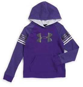 Under Armour Girl's UA Favorite Terry Hoodie