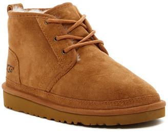 UGG Australia Neumel Genuine Sheepskin Lined Boot (Toddler & Little Kid) $90 thestylecure.com