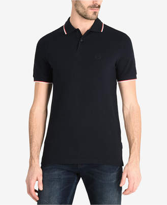 Armani Exchange Men's Contrast Tipped Polo