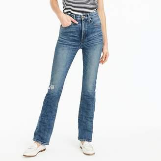 J.Crew Point Sur skinny flare jean