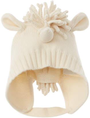 Burberry Unicorn Wool & Cashmere-Blend Hat
