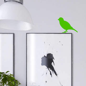 Nutmeg Wall Stickers Neon Little Bird Wall Sticker