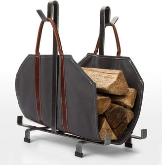 Rejuvenation Log Carrier Bag with Rack