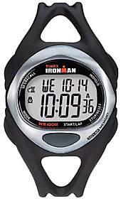 Timex Unisex Black Ironman 50-Lap Watch w/ Indi