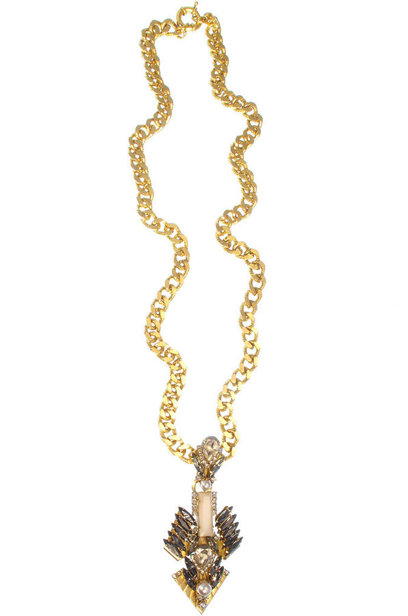 Elizabeth Cole Blythe Necklace 6155014533