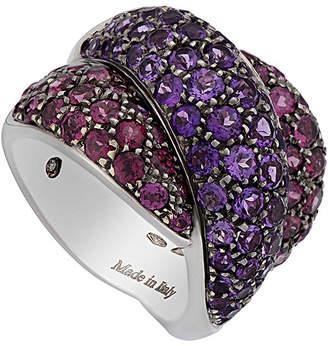 Damiani 18K Gemstone Ring