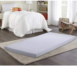 Broyhill Roll and Store 3 Inch Memory Foam Guest Bed Mattress