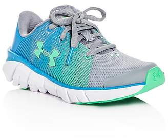 Under Armour Boys' X-Level ScramJet Lace Up Sneakers - Toddler, Little Kid