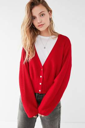 Urban Outfitters Matisse Snap Button Cardigan