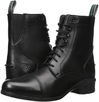 Ariat Heritage IV Paddock Women's Lace-up Boots