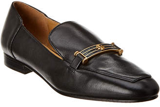 Tory Burch Leather Loafer