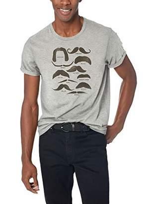 J.Crew Mercantile Men's Mustache Graphic T-Shirt