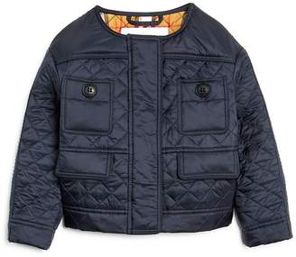 7da1f0ebfbc Burberry Girls  Mini Tollamo Quilted Jacket - Little Kid