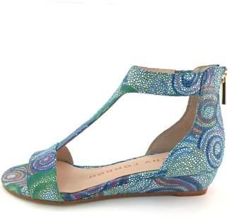 Sasha London T Strap Sandal