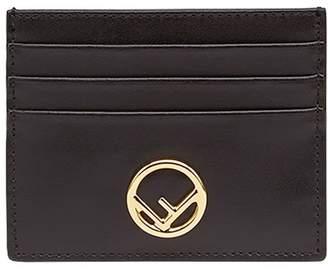 Fendi logo cardholder