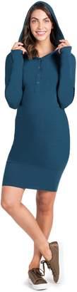 Savi Mom Stella Hoodie Maternity/Nursing Dress