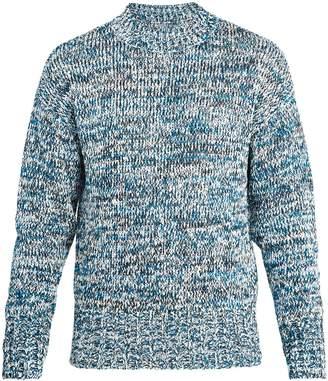 Jil Sander Crew-neck dropped-shoulder sweater