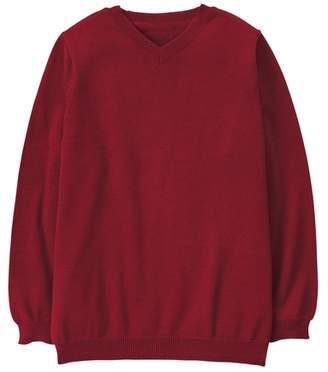 Crazy 8 V-Neck Sweater
