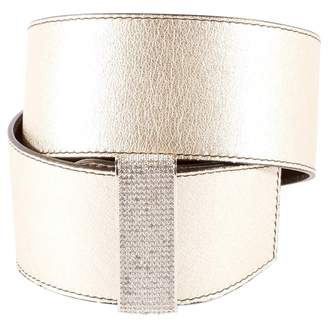 Valentino Leather belt