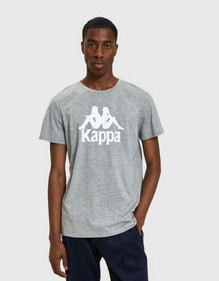 Kappa Authentic Estessi T-Shirt in Grey Melange
