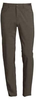 Dressy 5 Pocket Techno Wool Pants