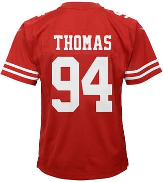 Nike Solomon Thomas San Francisco 49ers Game Jersey, Big Boys (8-20)