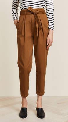 Free People High Waist Pegged '90s Pants
