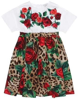 9cb54d0384655 Dolce   Gabbana Girls  Dresses - ShopStyle