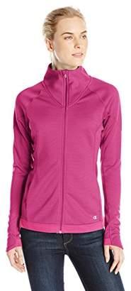 Champion Women's Performance Fleece Full-Zip Jacket $22.76 thestylecure.com