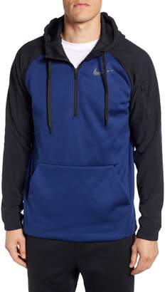 Nike Therma Quarter Zip Training Hoodie