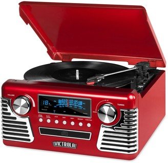 Christian Dior Victrola 50's Retro Bluetooth Record Player with Player