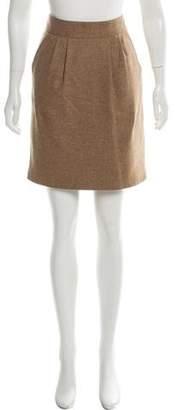 Steven Alan Wool Herringbone Skirt