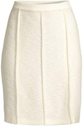 ebda6bf7cb St. John Belle Du Jour Knit A-Line Skirt