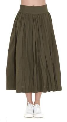 Woolrich Popeline Long Skirt