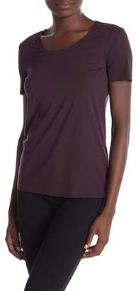 Wolford Pure Short Sleeve Shirt