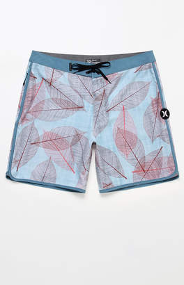 "Hurley Phantom Foliage 17"" Boardshorts"