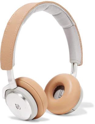BEIGE Bang & Olufsen H8 Wireless Leather Headphones
