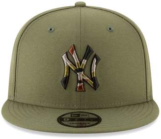 New Era New York Yankees MLB Camo 9FIFTY Cap