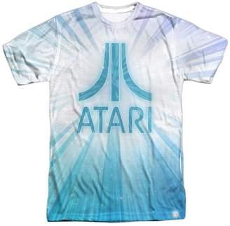 Atari Trevco Burst Logo Adult T-Shirt