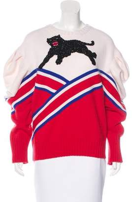 Gucci Fall 2016 Panther Sweater w/ Tags
