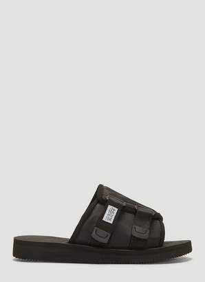 5529aadf0 Suicoke Kaw-VS Sandals in Black