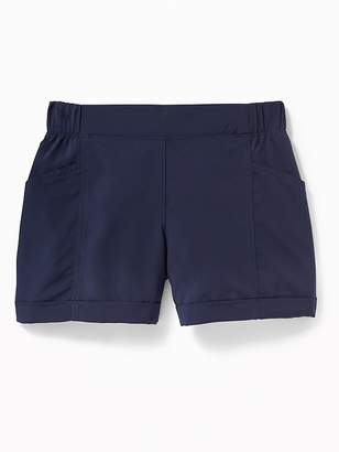 Old Navy Lightweight All-Day Performance Shorts for Girls